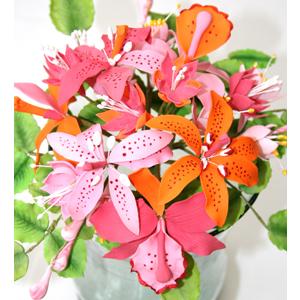 Gumpaste Bloemen