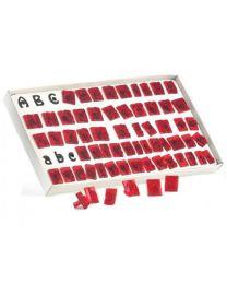 JEM Alphabet Set - 64dlg
