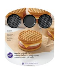 Breakfast Sandwich pan Wilton