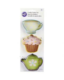 Wilton Cookie cutter thee