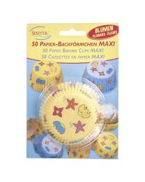 Stadter Baking Cups Bloemen - 50
