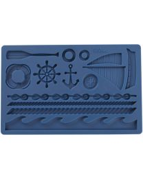 Wilton Fondant/Gumpaste Mold Nautical
