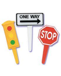 Road signs Verkeerstekens