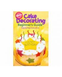 SALE! Cake Decorating Beginner's Guide - Wilton
