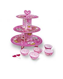 Stadter Party girl Cupcake Standaard met cups