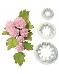 PME Carnation Cutter Set - 3 dlg