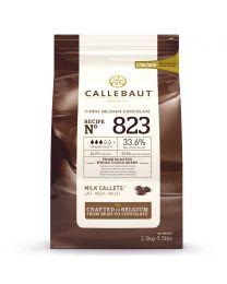 Callebaut Chocolade Callets -Melk- 2,5 kg