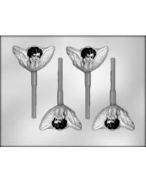 Chocolade Lolly Mold Cherub