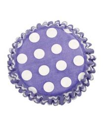 Baking Cups Navy Blue Spot - Cupitt