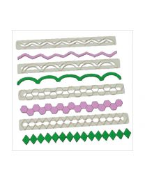 FMM Geometric Edging set.