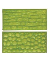FMM Impression mats 2 - Keien en stenen muur