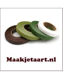 Culpitt Floral Stemtex Tape Brown - 12 mm
