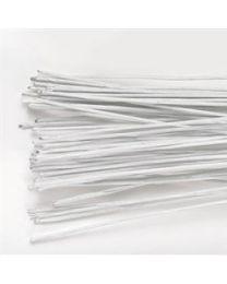 Culpitt Floral Wire White 26 gauge - 50 st