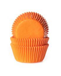 HoM Baking Cups Oranje - 50