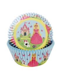 HoM Baking Cups Prinses - 50