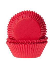 HoM Baking Cups Red Velvet - 50