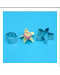 PME Cymbidium Orchid Petal Cutter Set Medium