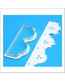 PME Flounce Frill Cutter