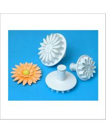 PME Sunflower, Gerbera & Daisy Set - 3 dlg