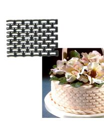 Patchwork Cutter Basket Weave