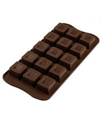 Silikomart Chocolate Mould Cubo