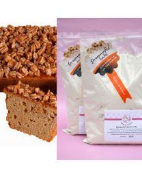 Stroopwafel Cake Mix 1 kilo