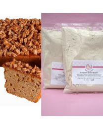 Stroopwafel Cake Mix 500 gr