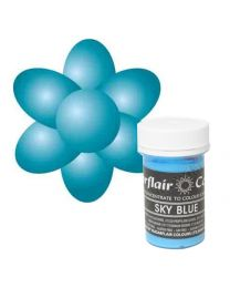 Sugarflair Colours - Sky Blue