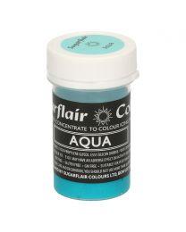 Sugarflair Paste Colour Pastel Aqua 25g