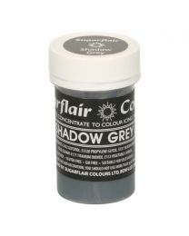 Sugarflair Paste Colour Pastel Shadow Grey 25g