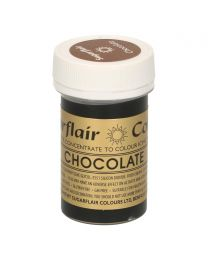 Sugarflair Paste Colour Chocolate 25g