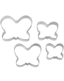 Butterfly Nesting Cookie Cutters set Wilton
