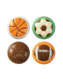 Wilton Cookie Candy Mold Sport