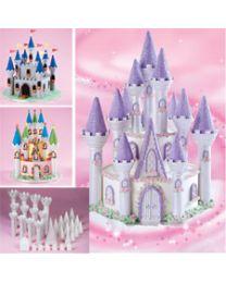 Wilton Romantic Cake Castle Set