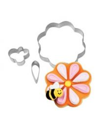 Stackable Flower Cookie Cutter