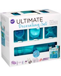 !Voordeel! Wilton Ultimate Decorating Set 2017