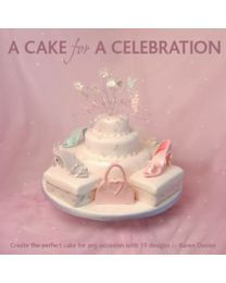 SALE! A Cake for a Celebration - Karen Davies