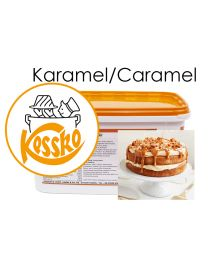 Kessko Bavaroise Caramel Krokant - 100g