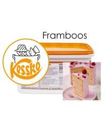 Kessko Bavaroise Framboos - 100g