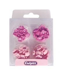 Mini bloesem roze 100stuks