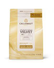 Callebaut Chocolade Callets -Velvet- 2,5kg