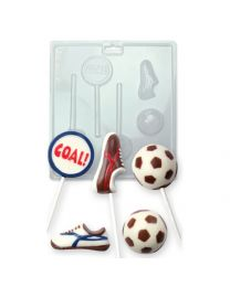 PME Chocolade Mold Voetbal