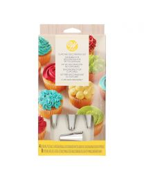 12-piece Cupcake Decorating Set - Wilton