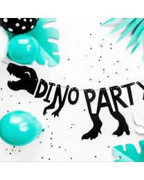 Dino Party Banner - PartyDeco