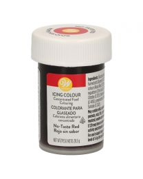 Wilton Icing Color - No Taste Red - 28g