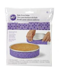 Wilton Bake-Even Strip set/6(pre-order)