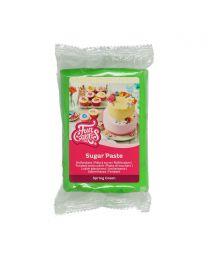Fun Cakes Fondant Groen - Spring Green - 250gr