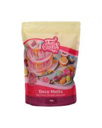 FunCakes Deco Melts -Roze- 1kg