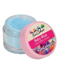FunCakes Edible FunColours Dust - Baby Blue