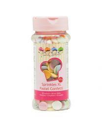 Funcakes XL Confetti Pastel 55gr